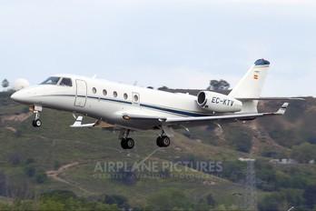 EC-KTV - Executive Airlines  Gulfstream Aerospace G150
