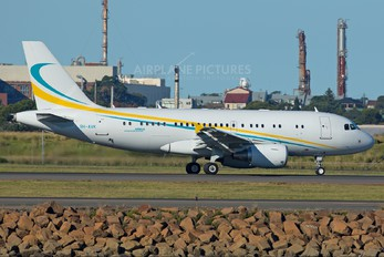 9H-AVK - Comlux Aviation Airbus A319 CJ