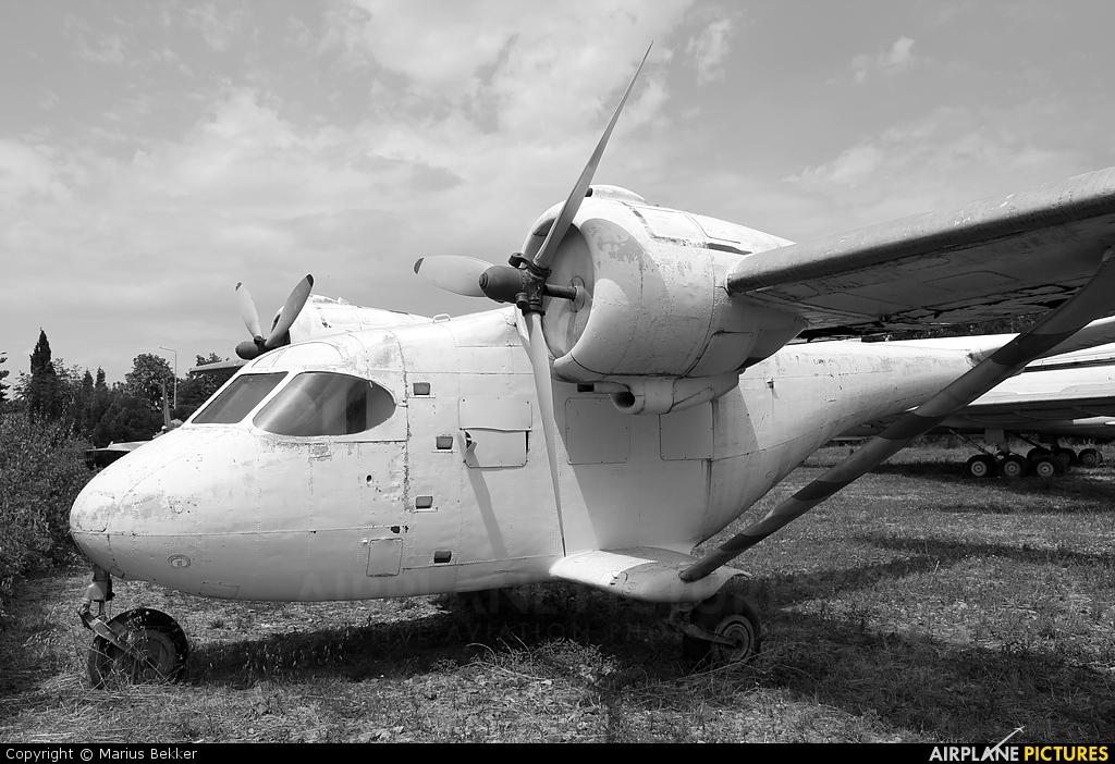Bulgaria - Air Force LZ-7001 aircraft at Burgas