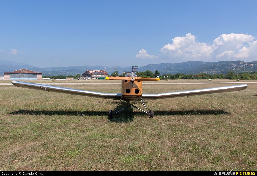 Private OK-NUL 43 aircraft at Verona - Boscomantico