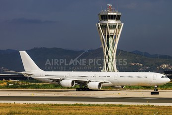 9H-SEA - Hi Fly Malta Airbus A340-600