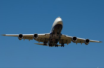 G-GSSE - Global Supply Systems Boeing 747-8F