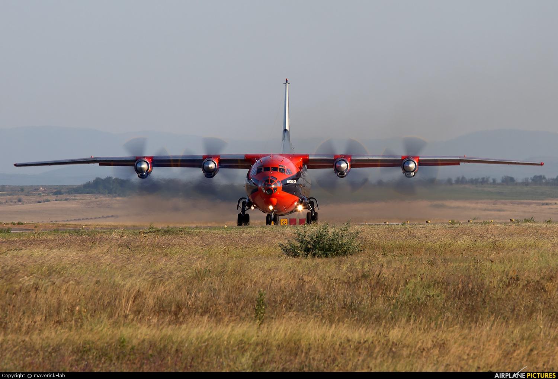 Cavok Air UR-CKL aircraft at Simferepol Intl