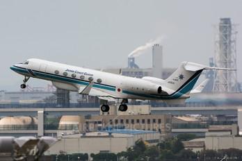 JA501A - Japan - Coast Guard Gulfstream Aerospace G-V, G-V-SP, G500, G550