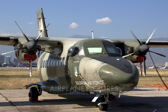 067 - Bulgaria - Air Force LET L-410UVP-E Turbolet