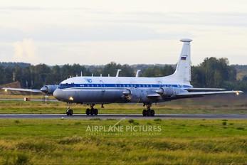 RA-75911 - Russia - Air Force Ilyushin Il-22M