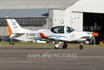 E-502 - Argentina - Air Force Grob G120TP