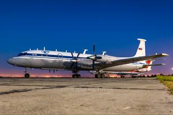RA-75911 - Russia - Air Force Ilyushin Il-22
