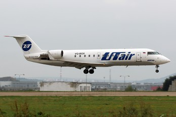 VQ-BGX - UTair Canadair CL-600 CRJ-200
