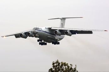 UR-78820 - Ukraine - Air Force Ilyushin Il-76 (all models)