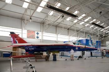 XX765 - UK - Aeroplane & Armament Experimental Establishment Sepecat Jaguar GR.1