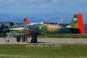 E-110 - Argentina - Air Force Embraer EMB-312 Tucano T-27