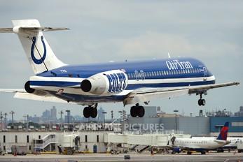 N936AT - AirTran Boeing 717