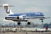 N936AT - AirTran Boeing 717 aircraft