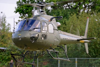 P-254 - Denmark - Air Force Aerospatiale AS550 C-2 Fennec