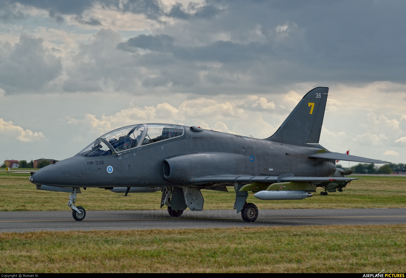 Finland - Air Force: Midnight Hawks HW-336 aircraft at Radom - Sadków