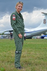- - Poland - Air Force - Aviation Glamour - People, Pilot