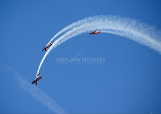 "- - 2 Excel Aviation ""The Blades Aerobatic Team"" Extra 300L, LC, LP series"