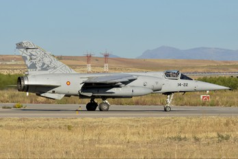 C.14-41 - Spain - Air Force Dassault Mirage F1M