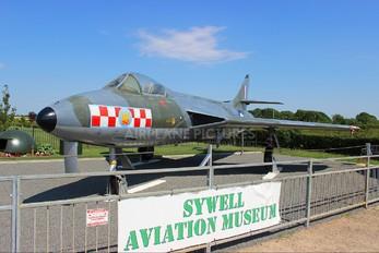 WN904 - Royal Air Force Hawker Hunter F.1