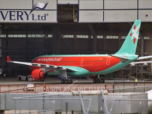 UR-WRQ - Windrose Air Airbus A330-200