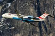 OE-LVH - Austrian Airlines/Arrows/Tyrolean Fokker 100 aircraft