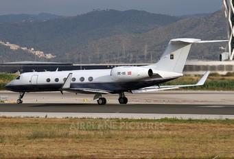 OE-IIS - Private Gulfstream Aerospace G-V, G-V-SP, G500, G550