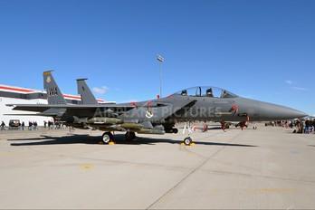 90-0257 - USA - Air Force McDonnell Douglas F-15E Strike Eagle