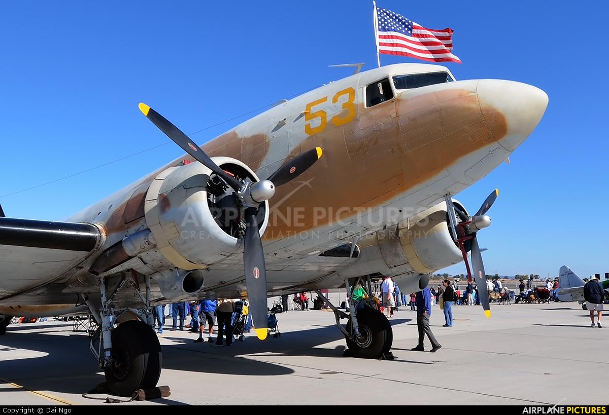 Commemorative Air Force N53ST aircraft at Yuma
