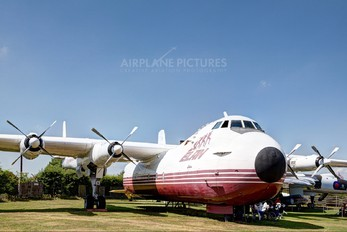 G-APRL - Elan Overnight Delivery System Armstrong Whitworth AW660 Argosy C.1