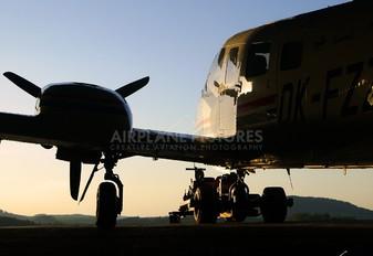 OK-FZZ - F-Air Piper PA-34 Seneca