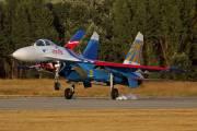 12 - Russia - Air Force Sukhoi Su-27 aircraft