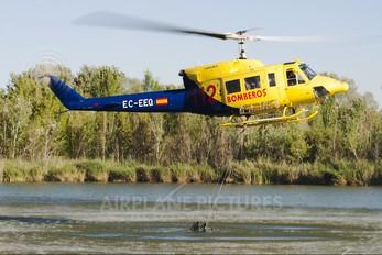 EC-EEQ - Helicsa Helicópteros Bell 212