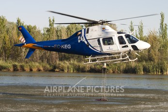 EC-KEG - Heliduero Agusta / Agusta-Bell A 119 Koala