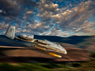 - - USA - Army National Guard Fairchild A-10 Thunderbolt II (all models)