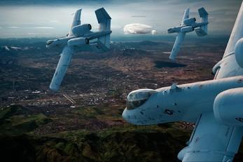 - - USA - Air National Guard Fairchild A-10 Thunderbolt II (all models)