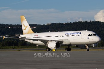 TC-FBH - FreeBird Airlines Airbus A320
