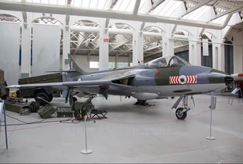 XE627 - Royal Air Force Hawker Hunter F.6