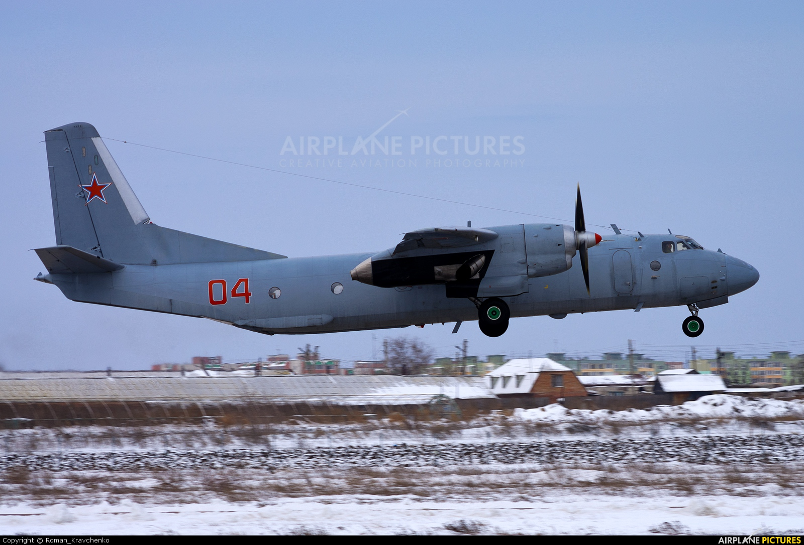 Russia - Navy 04 aircraft at Undisclosed Location