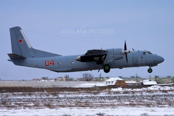 04 - Russia - Navy Antonov An-26 (all models)
