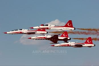 30-7004 - Turkey - Air Force : Turkish Stars Canadair NF-5A