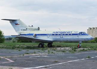 RA-88201 - Aeroflot Yakovlev Yak-40