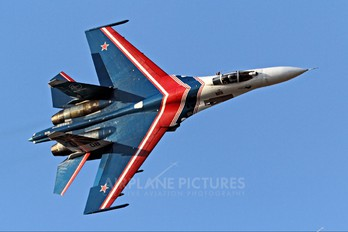 08 - Russia - Air Force Sukhoi Su-27
