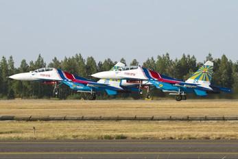 24 - Russia - Air Force Sukhoi Su-27UB