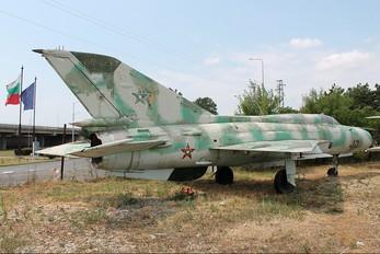 39 - Bulgaria - Air Force Mikoyan-Gurevich MiG-21PFM