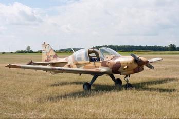 HA-TVA - Private Scottish Aviation Bulldog