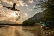 OE-LFR - Austrian Airlines/Arrows/Tyrolean Fokker 70 aircraft