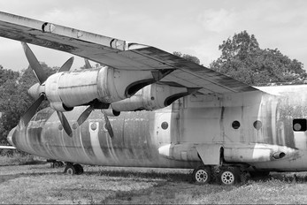 LZ-BAB - Bulgaria - Air Force Antonov An-12 (all models)