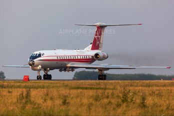 36 - Russia - Air Force Tupolev Tu-134