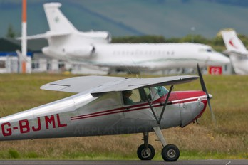 G-BJML - Private Cessna 120